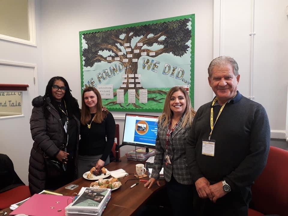 Greek School of Coventry wins NRCSE Awards